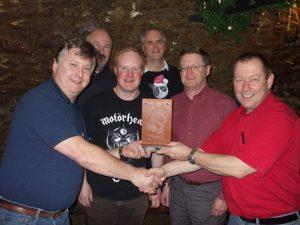 Tommy Guns - 2015 champions!